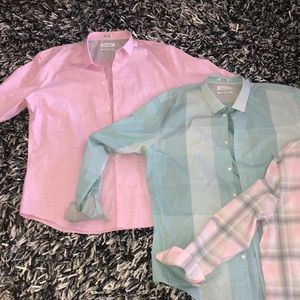 Calvin Klein- Infinite Cool Button Up Shirt Bundle
